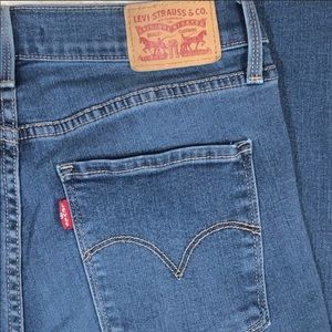 Levi's Jeans - Levi's 311 Shaping Skinny Ankle Jeans Size 29